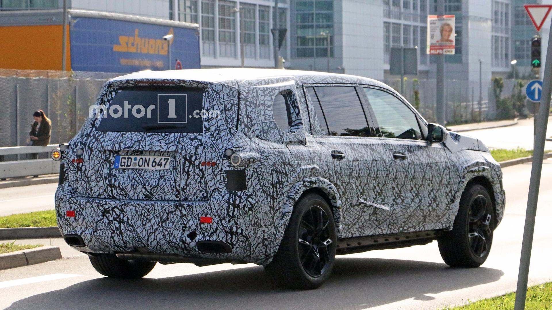 Next generation mercedes gls