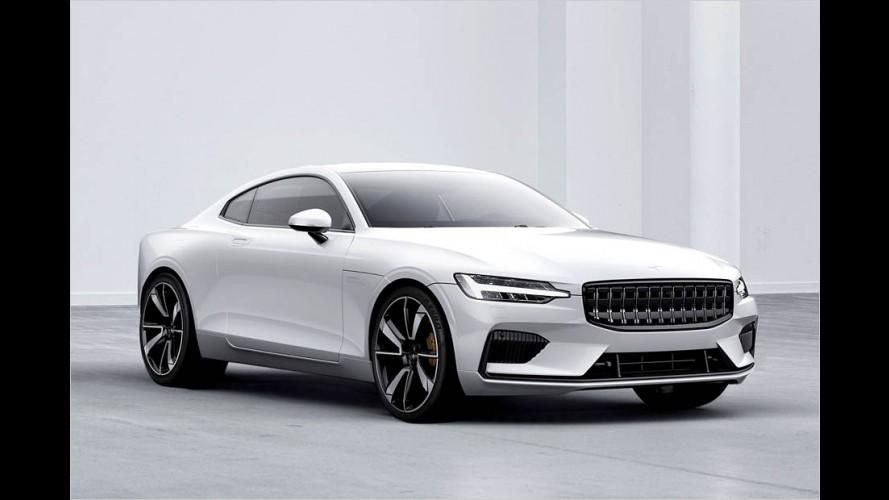 Polestar 1: Der etwas andere Volvo