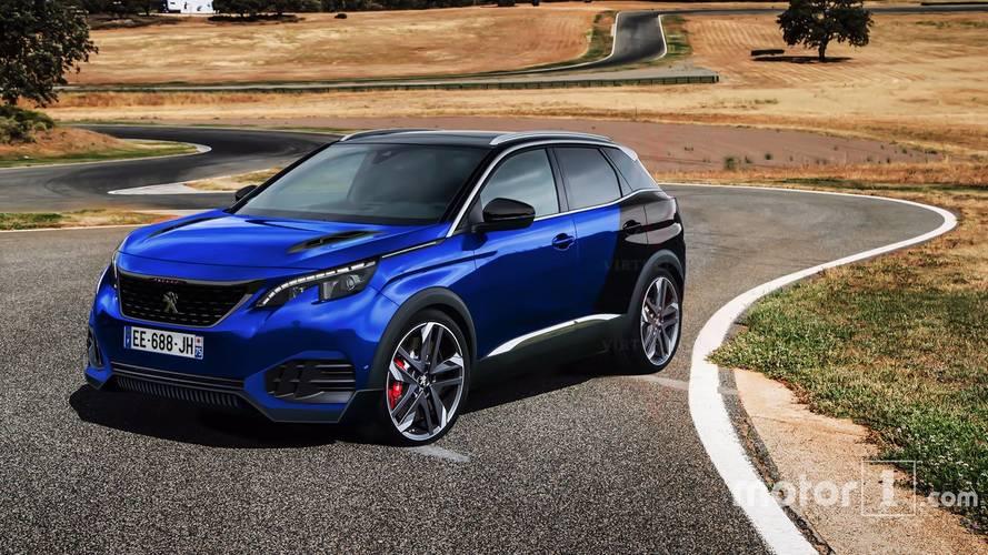 ¿Podría haber un Peugeot 3008 deportivo? Parece que sí...