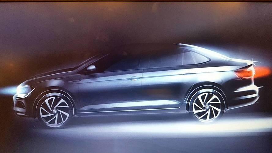 Volkswagen lançará o novo polo Sedã em janeiro