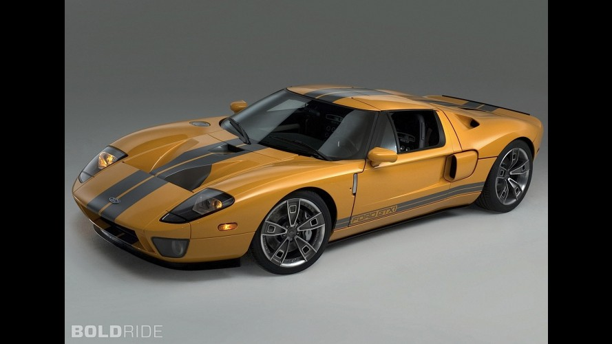 Ford GTX1 Roadster