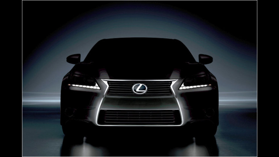 Neuer Lexus GS