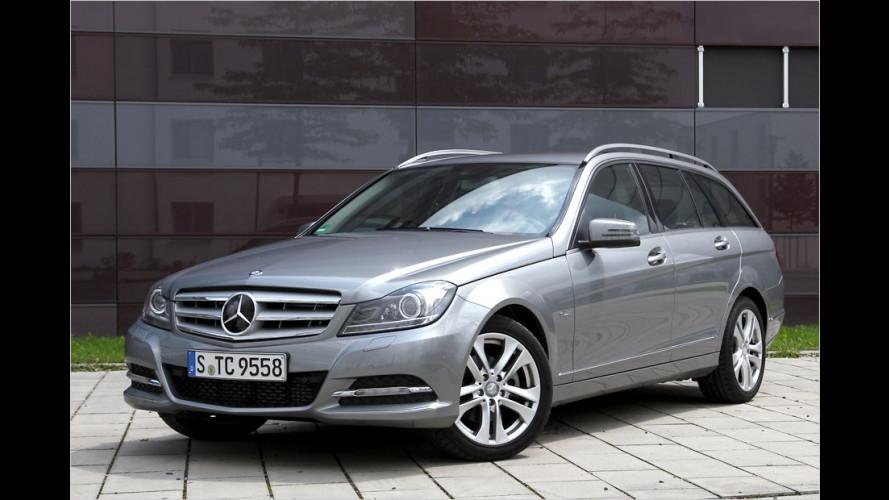 Weiches T, hartes D: Der Mercedes C 250 CDI T im Test