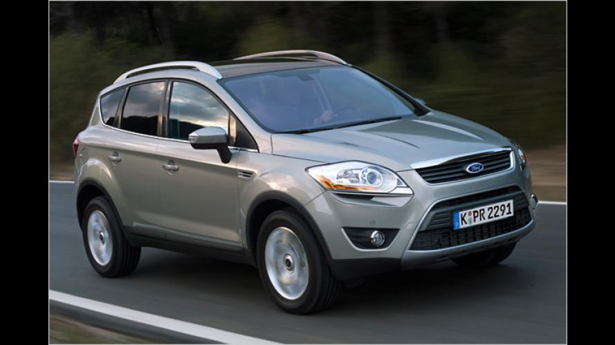 Ford in Genf: Neue Antriebe für den Kuga und den Mondeo