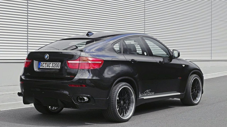 AC Schnitzer Presents BMW X6 Styling and Performance Package