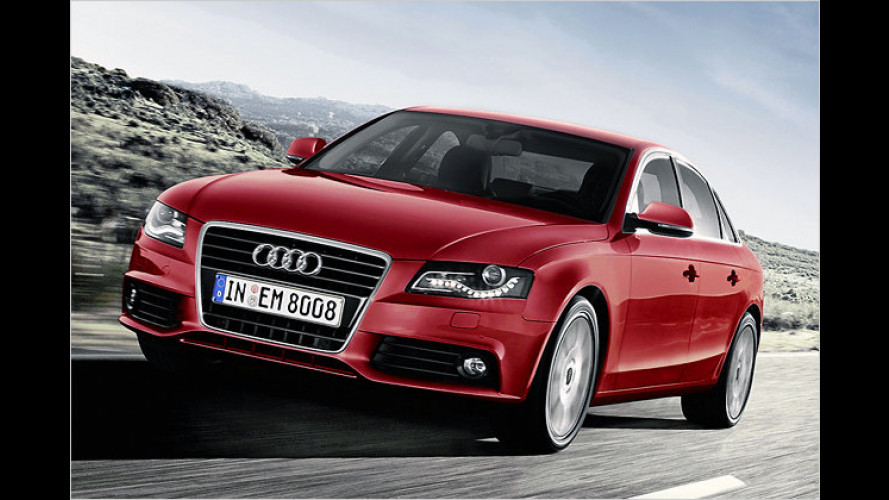 Sparsame Mittelklasse: Audi bringt den A4 2.0 TDI e
