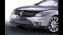 Mercedes CL mit 756 PS