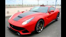 Ferrari mal anders