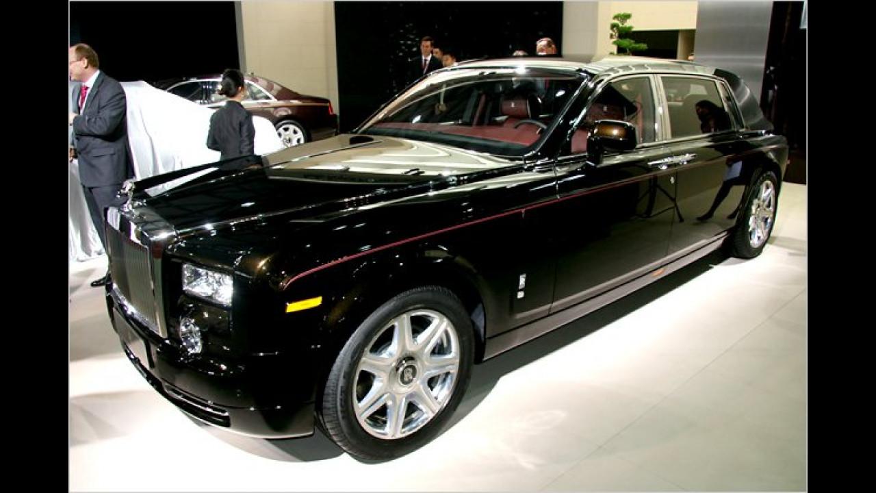 Rolls-Royce Phantom Langversion
