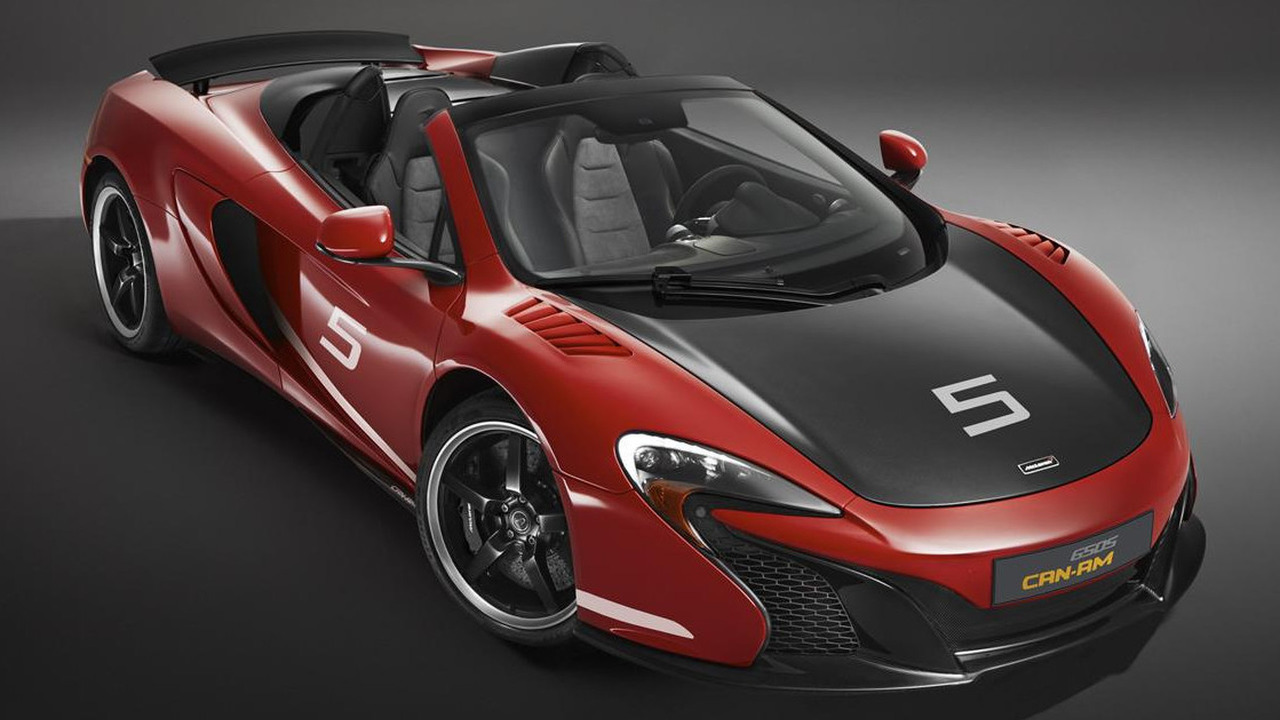 McLaren 650S Spider Can-Am