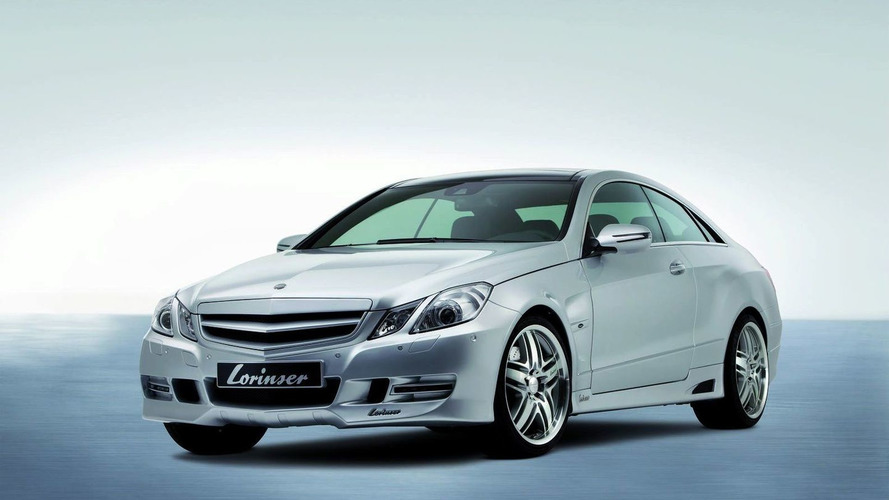Lorinser E-Class Coupe Styling Kit Revealed