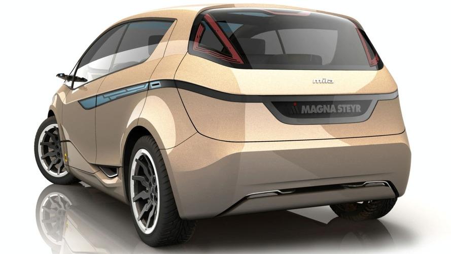 Magna Steyr Mila EV Concept Details and Photos Released