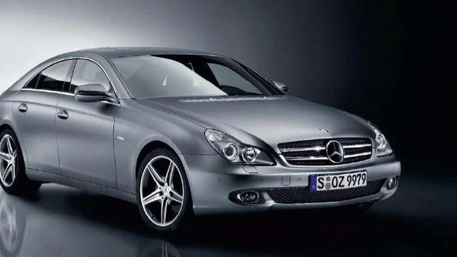 Mercedes-Benz Announces CLS Grand Edition with new fashion ambassador Julia Stegner