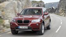 2011 BMW X3 15.07.2010