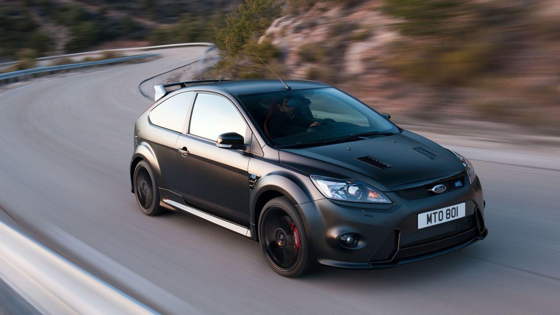 Next-gen Ford Focus RS to get a 350 hp 2.3-liter EcoBoost engine ...