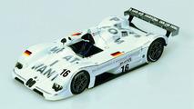 Jenny Holzer (USA) 1999 BMW V12 LMR miniature art car - 1600