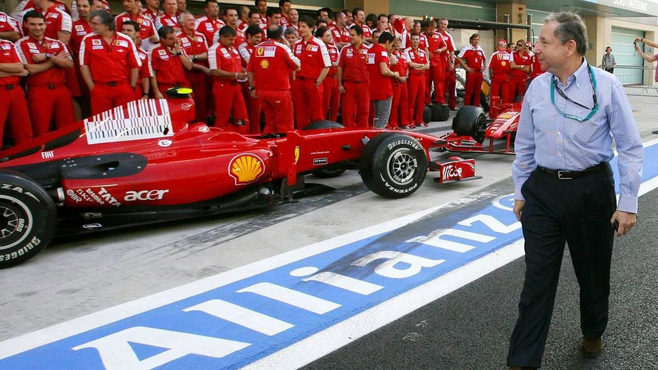 Jean Todt (FRA), FIA President, Abu Dhabi Grand Prix, 01.11.2009 Abu Dhabi, United Arab Emirates