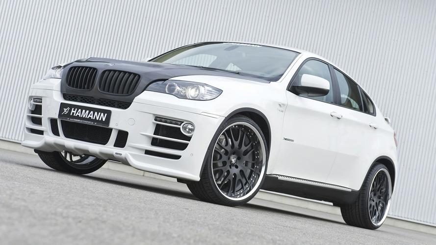 Hamann BMW X6 Revealed
