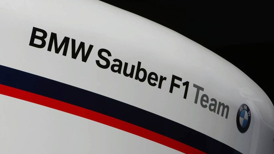 Sauber to drop BMW from name after 2010 season