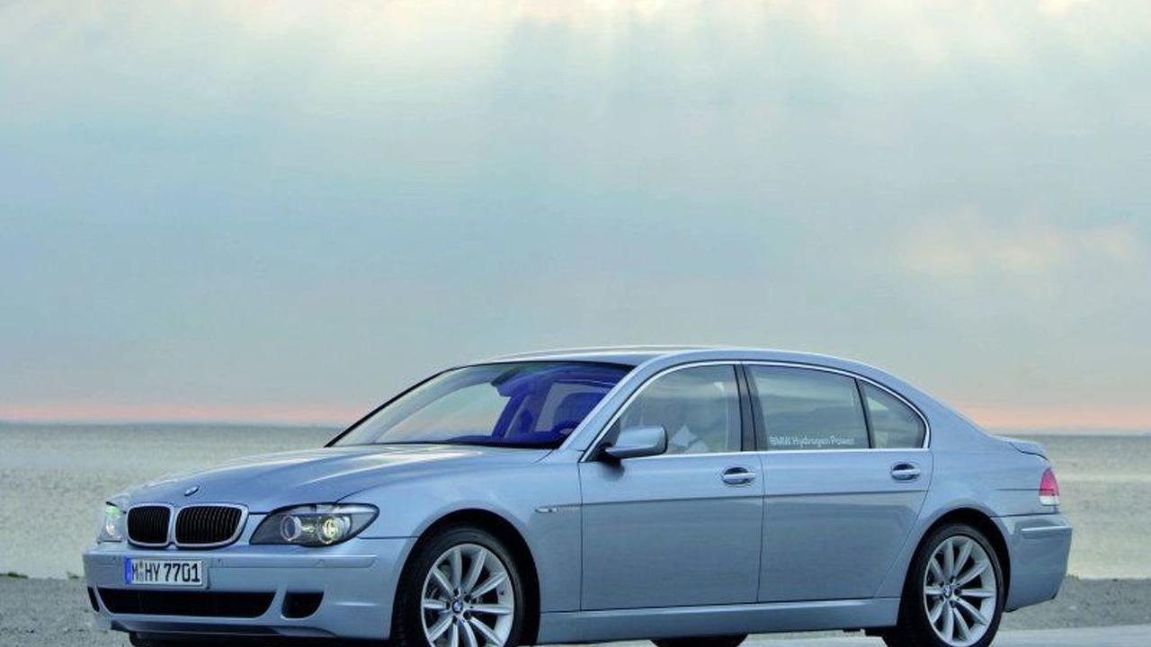 New BMW Hydrogen 7