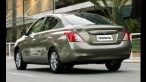 Nissan confirma produção do Versa em Resende (RJ)