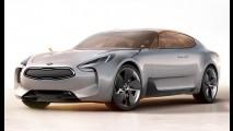 Kia deve lançar versão de produção do conceito GT em 2016