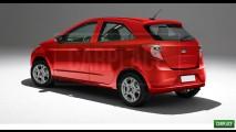 Segredo: veja como será o novo Ford Ka que chega em 2014
