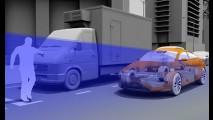 Continental mostra novo sistema de segurança que identifica pedestres e evita acidentes
