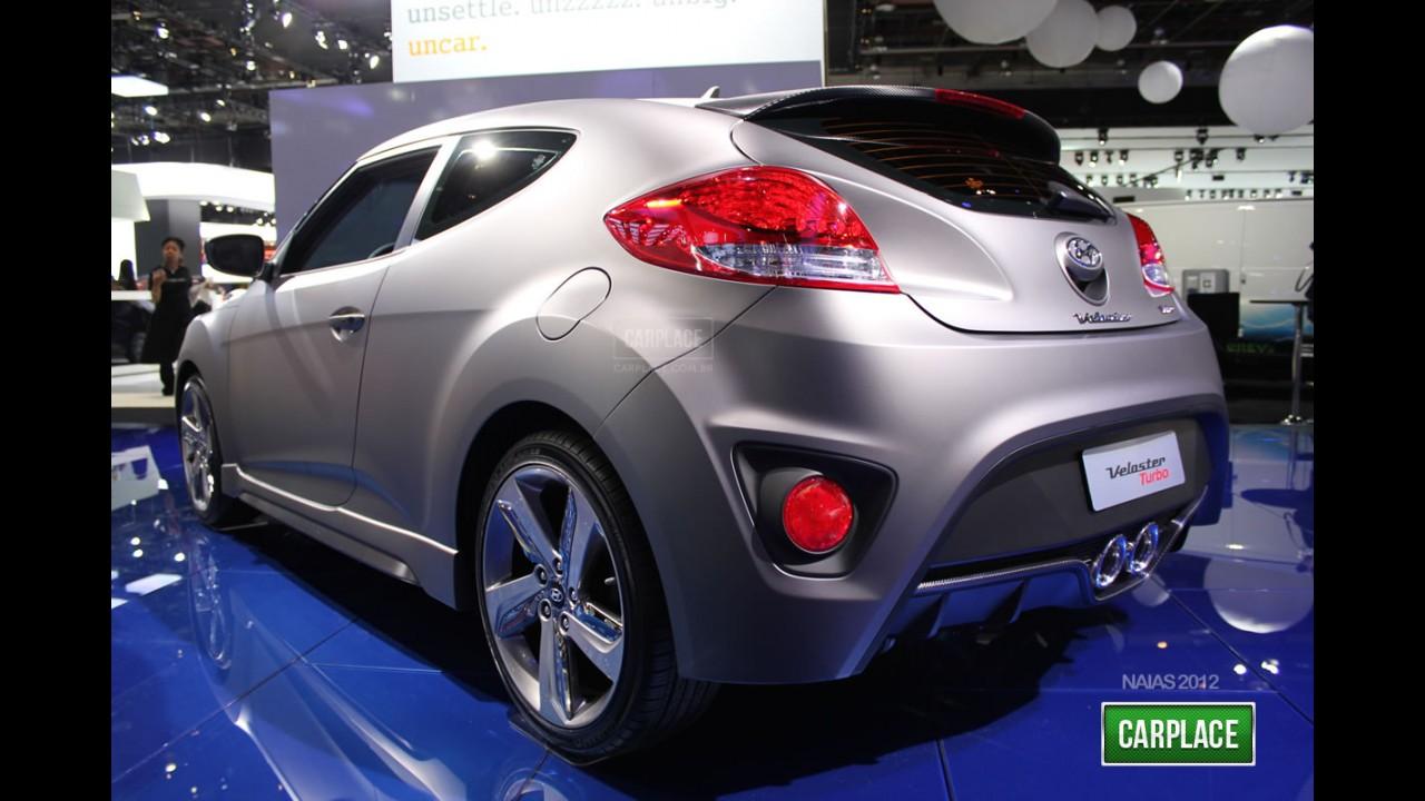 Hyundai interrompe importação do Veloster - Versões 1.6 GDi, Turbo e 1.8 são cogitadas