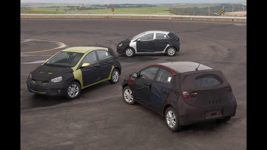 Hyundai Brasil terá rede exclusiva para os veículos nacionais da linha HB