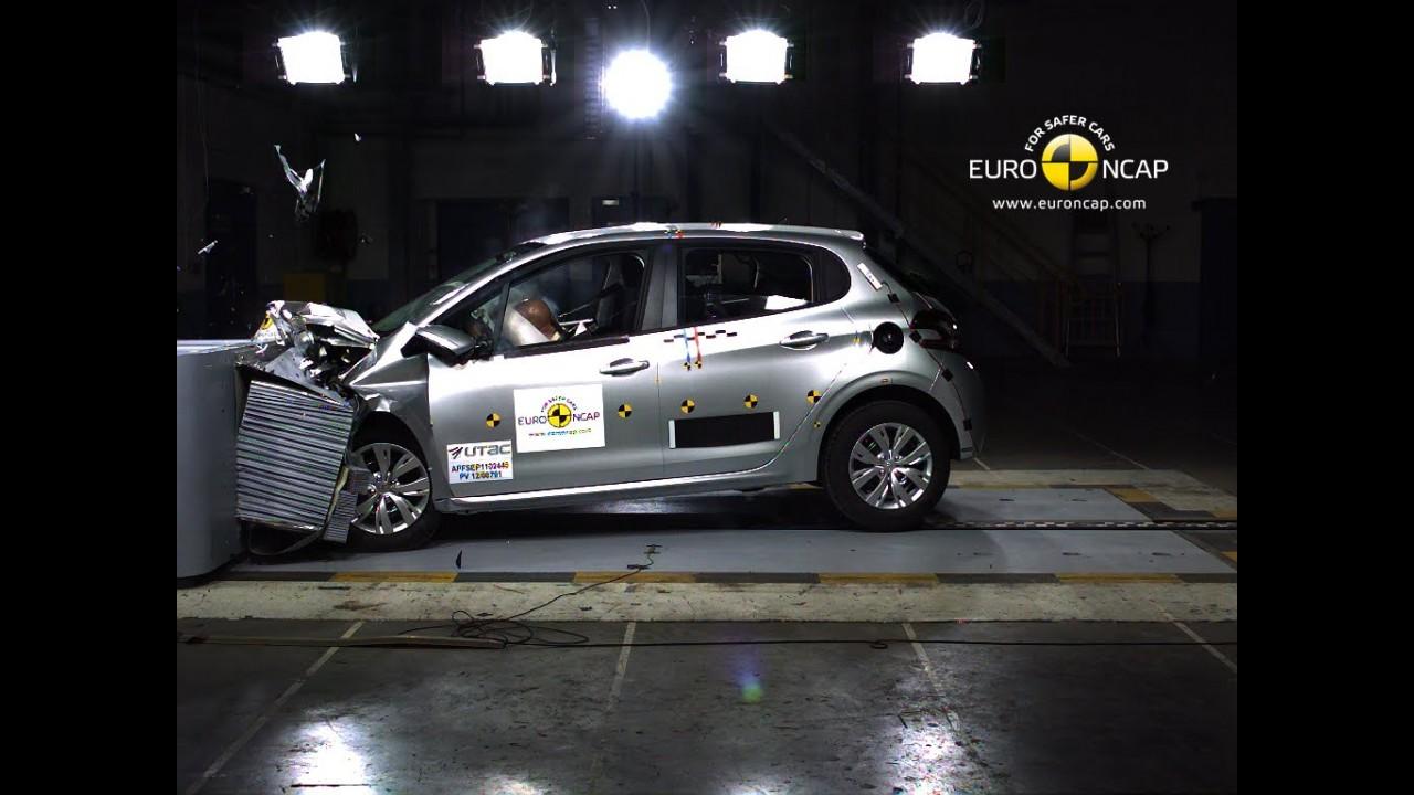 Nota máxima: BMW Série 3, Peugeot 208, Mazda CX-5 e Hyundai i30 conquistam 5 estrelas no EuroNCAP