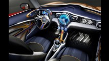 Mini antecipa nova geração do Cooper com conceito Vision
