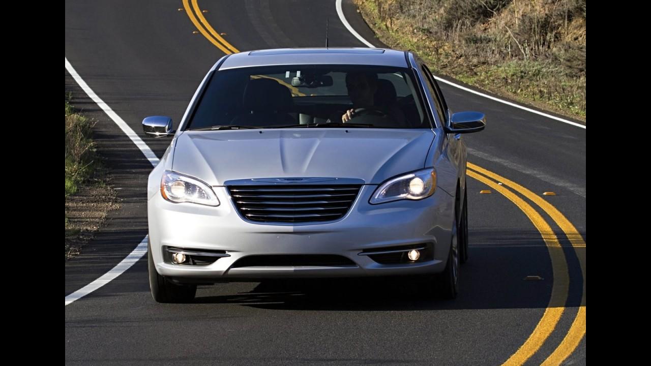 Chrysler investirá US$ 843 milhões em fábrica nos EUA