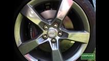 Chevrolet Camaro com motor V6 de 304 cv custará R$ 110 mil no Brasil