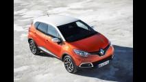 Renault Captur chega importado em 2014 na faixa dos R$ 70 mil
