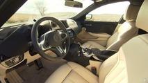 2017 BMW 5 Series Sedan interior teaser