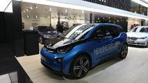 2017 BMW i3 Paris Otomobil Fuarı