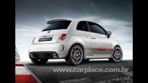 Versão Esportiva: Fiat 500 Abarth com motor de 135 cv estreará em Genebra