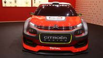 Citroën C3 WRC Konsept Paris Otomobil Fuarı