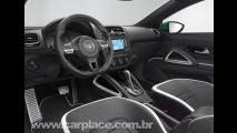 Salão do Automóvel de Bolonha: VW Scirocco Studie R Concept 2008
