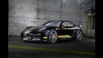 Porsche Cayman GT4 Gets Even More Handsome With New TechArt Wheels