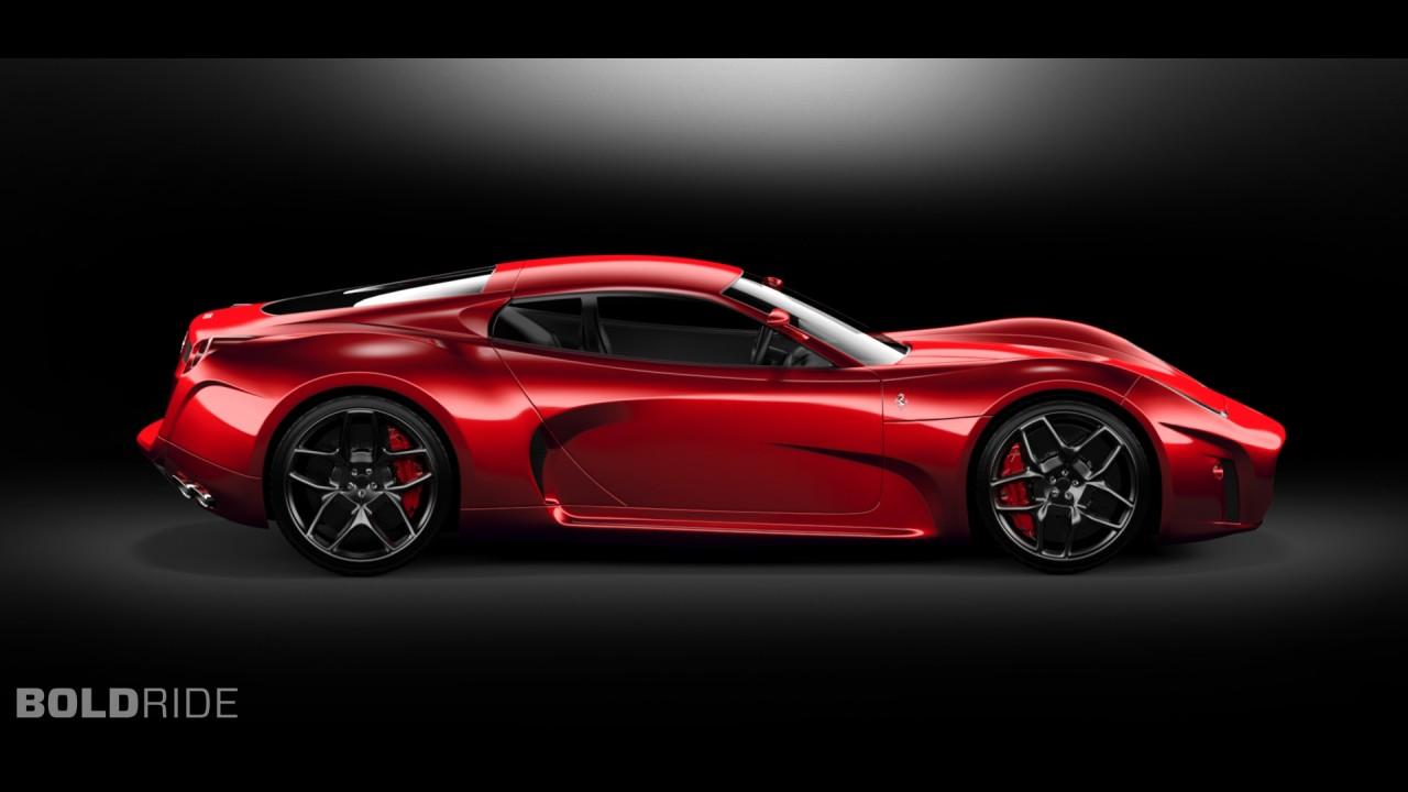 Ferrari Concept by Luca Serafini