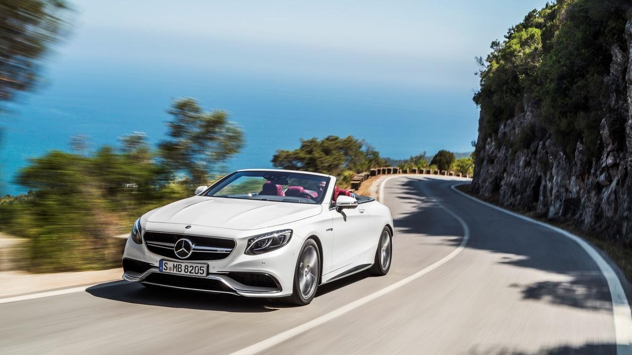 Mercedes-Benz S-Serisi Cabriolet