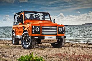 British Company Turns Land Rover Defender into a 475-HP Super-SUV