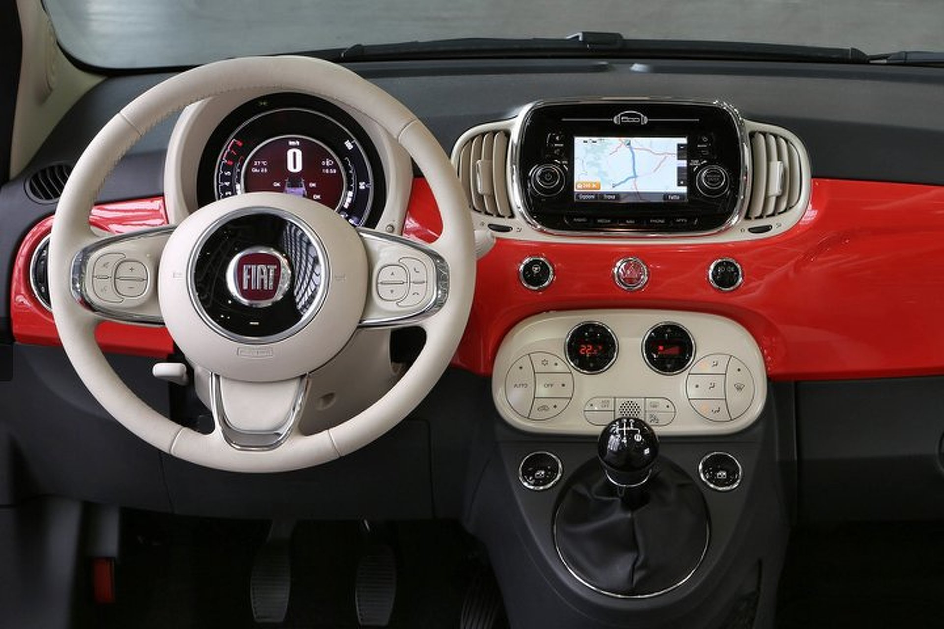 Fiat 500 Gets a Facelift, but Is it for the States?