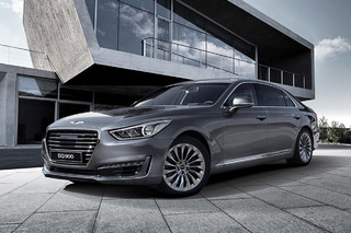 The Genesis G90 Is the New Hyundai Equus