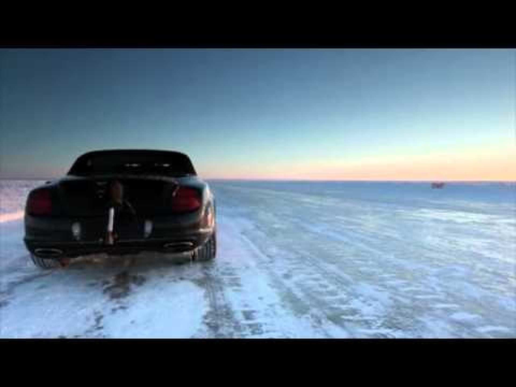 2011 Bentley Supersports Convertible ISR (Ice Speed Record)