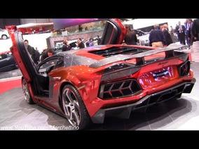 Mansory Lamborghini Aventador LP700-4 - 2012 Geneva Motor Show
