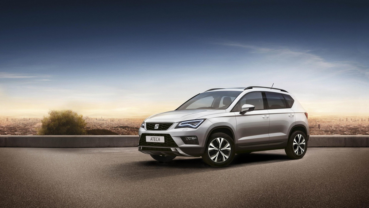 SEAT Ateca First Edition U.K. Spec