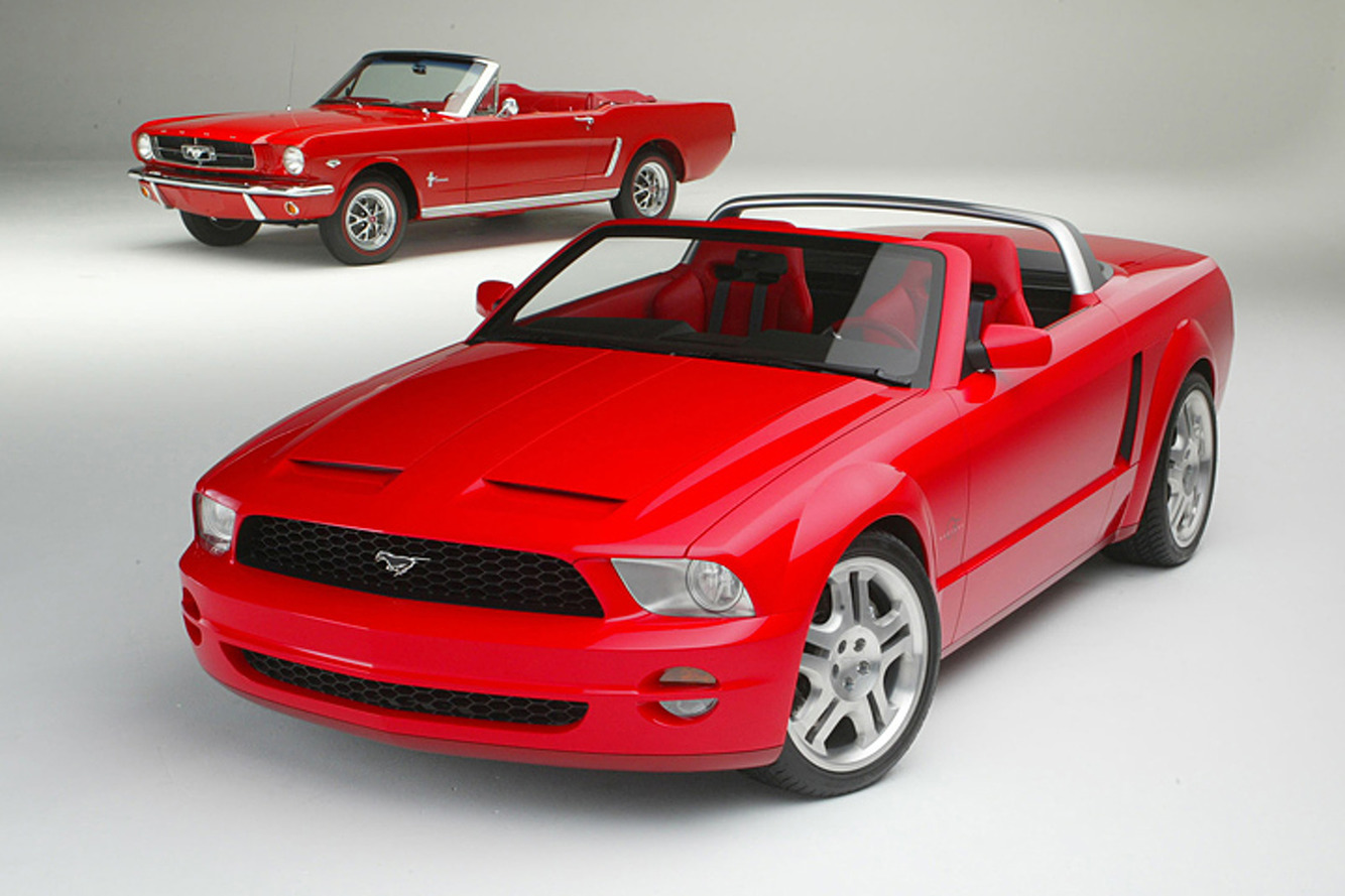 Take note 2003 ford mustang concept car for sale collectors take note 2003 ford mustang concept car for sale sciox Choice Image